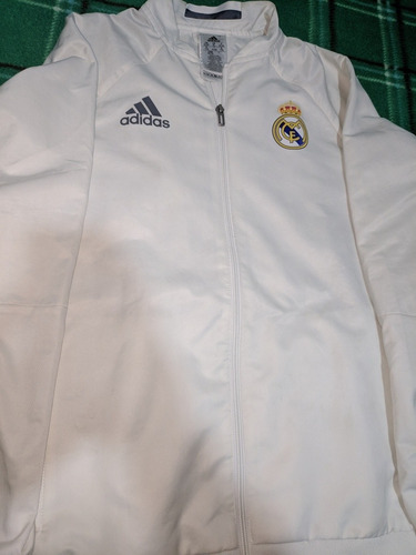 chaqueta real madrid original temporada 2015