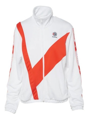 chaqueta reebok taped 100% original importacion