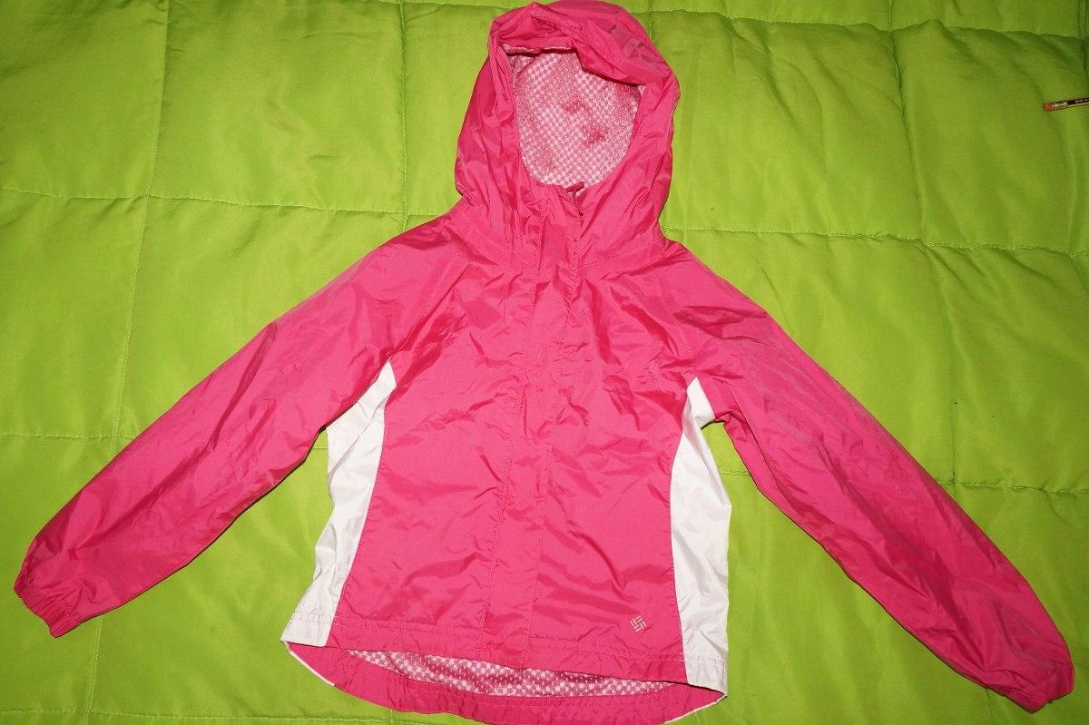 Columbia NiñaTalla 07 Rosada Abrigo Suéter De Chaqueta 6 Bs0 SVzMpGqU