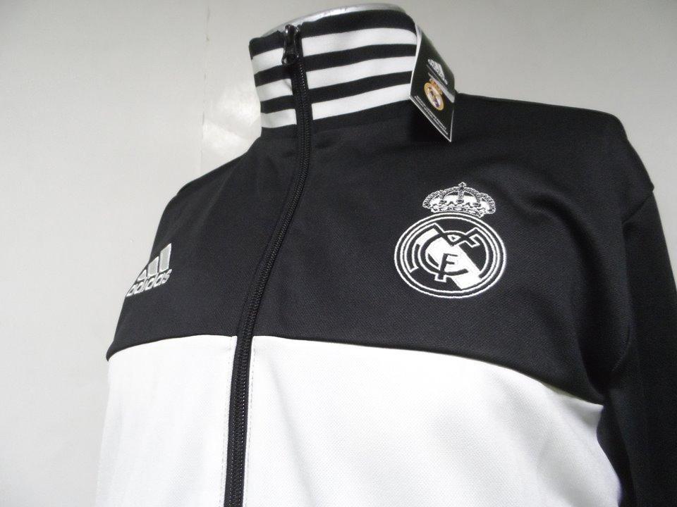 chaqueta salida real madrid 2018-2019 adidas nuevo original. Cargando zoom. efd6c2063eca3