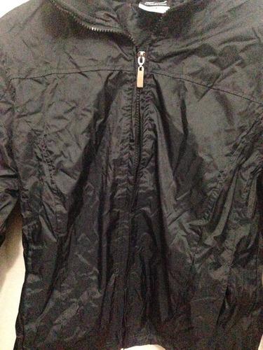 chaqueta sangiovanni negra nueva