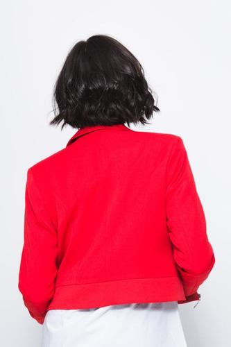chaqueta slim fit