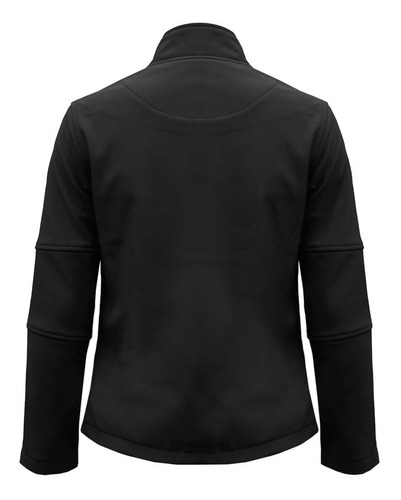 chaqueta softshell & micropolar corporativa mujer