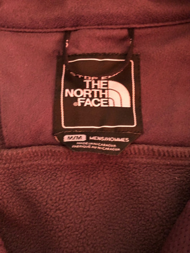 chaqueta softshell the north face