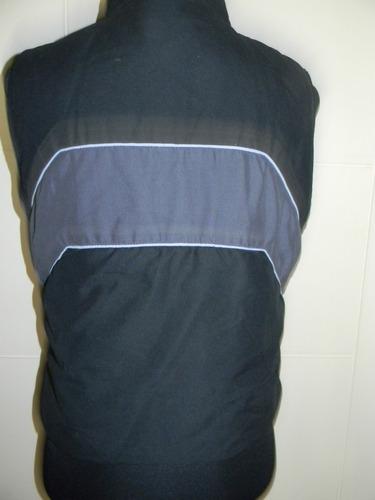 chaqueta sport sin mangas