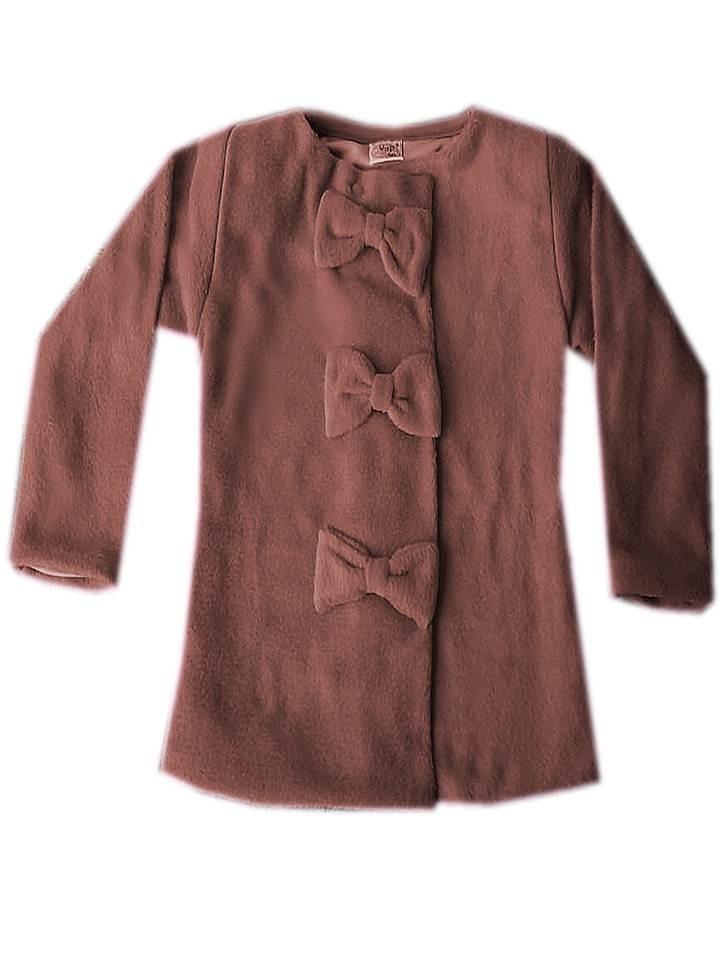 70c29207d chaqueta suéter abrigo tipo lazo para niñas en manta fabrica. Cargando zoom.