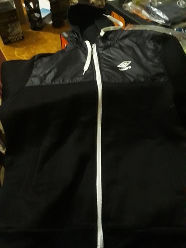 chaqueta sweters umbro hombre m20549 talla l original 40verd