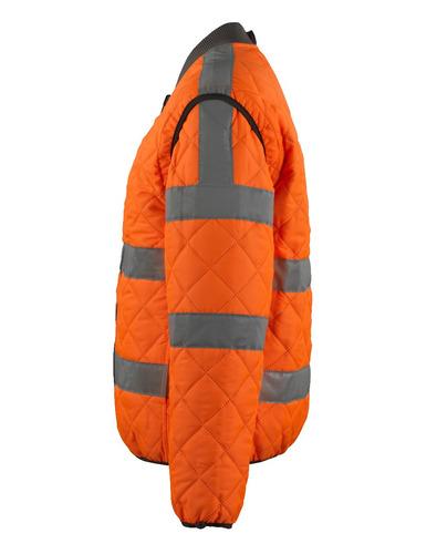 chaqueta térmica alta visibilidad hiquilt   mascot® safe com