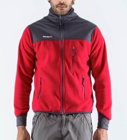 chaqueta térmica polar, invierno serac -hombre - thundra
