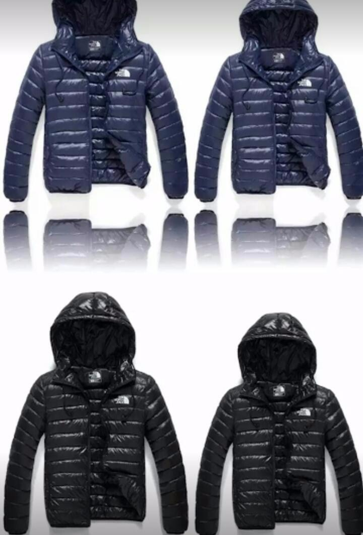 the north face chaquetas