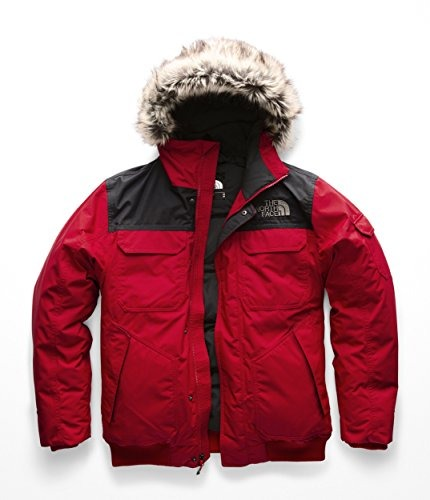 Capucha North Face Roja The Impermeable Hombre Chaqueta Para OY1xqw