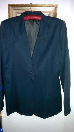 chaqueta tipo blazer dama, 1 talla 16, 1 talla 14