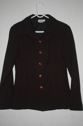 chaqueta tipo blazer para dama