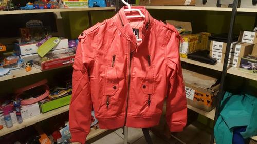 chaqueta tipo cuerina diferentes tallas