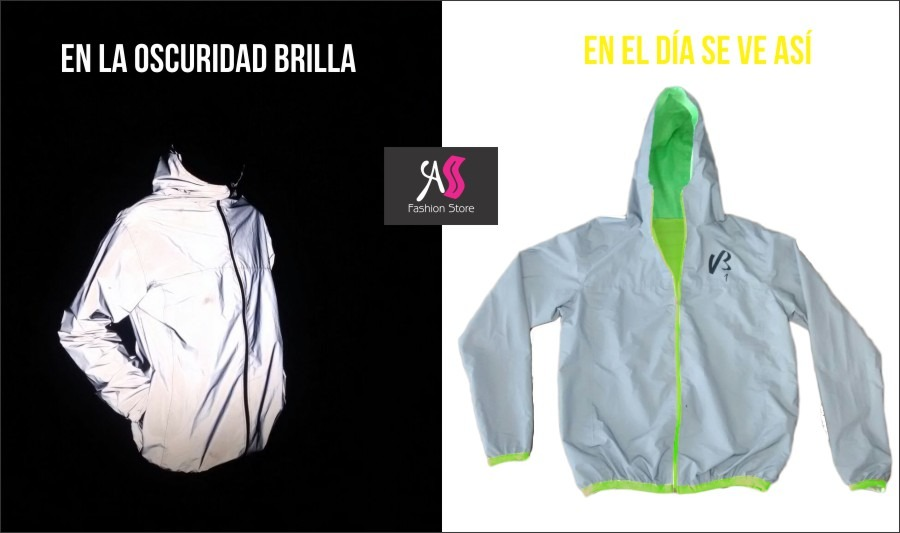 Chaqueta Total 100% Reflectiva 0fb7909023d62