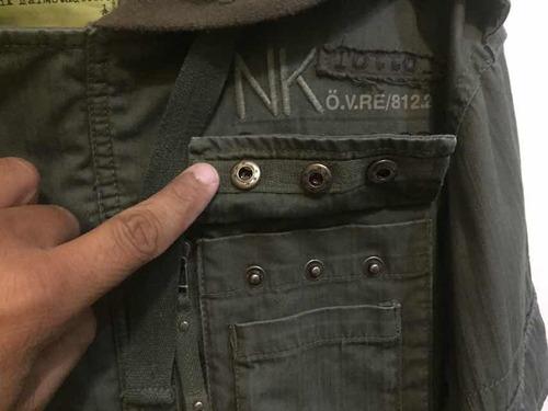 chaqueta totto original