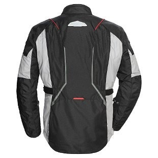 chaqueta tourmaster advanced negro/gris para hombre xl