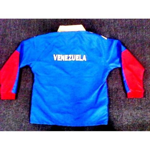 chaqueta tricolor de venezuela..!!