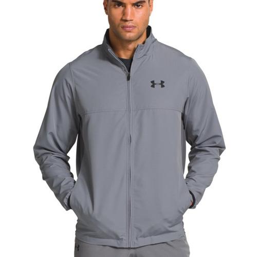 chaqueta under armour para hombre vital woven warm up
