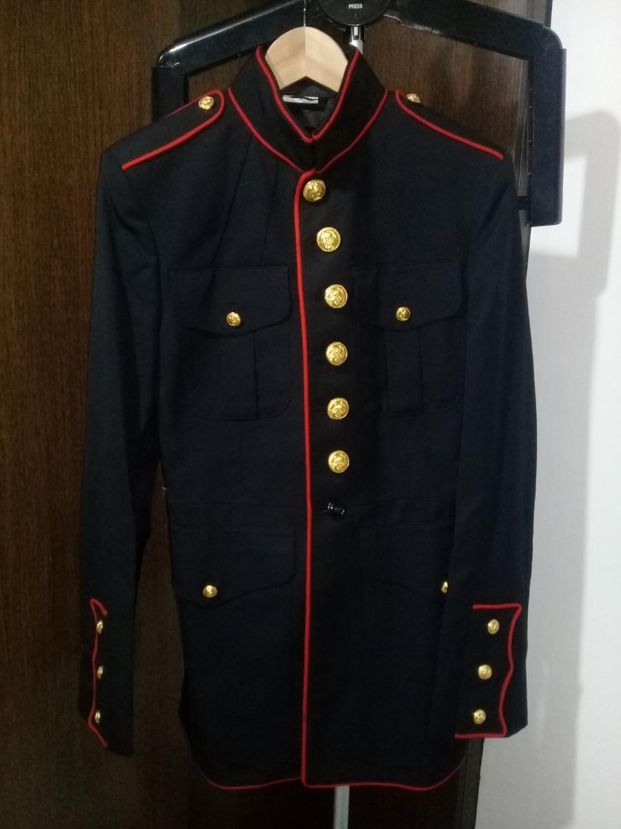 84e15a2d711 chaqueta uniforme militar infantería de marina americana. Cargando zoom.