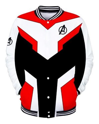 chaqueta uniforme traje cu ntico avengers endgame