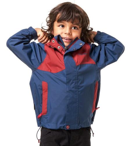 chaqueta unisex haka honu chapotealo azul i19