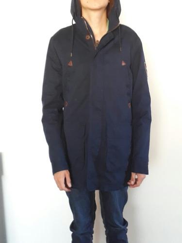 chaqueta university club azul marino