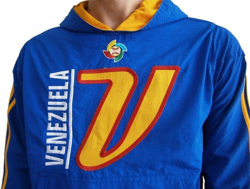 chaqueta venezuela mundial béisbol 2017