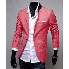 dd328c258a442 Blazer Rosado Hombre - Chaquetas y Abrigos Hombre en Mercado Libre ...