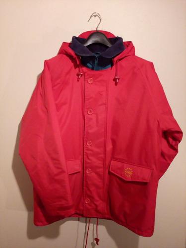 chaquetas bms waterproof y hym talla s