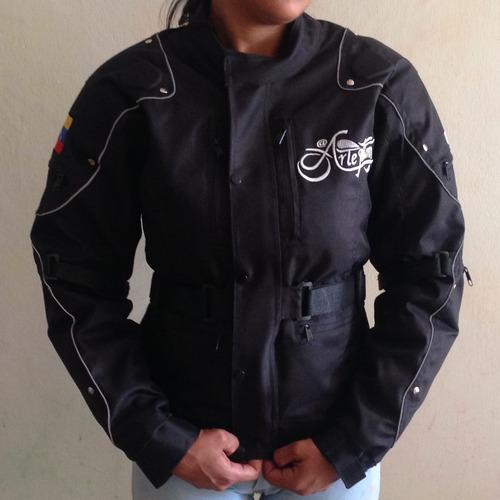 chaquetas con protección nivel 3, musleras para motociclista