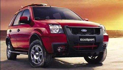 chaquetas de bancadas +10 de ford eco sport 2.0 lts. 2004-10