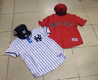 chaquetas de beisbol