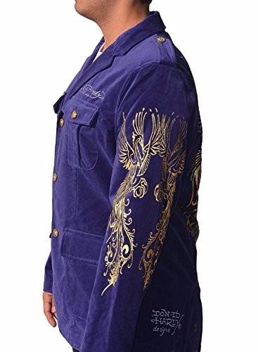 chaquetas exclusivas ed hardy hombres