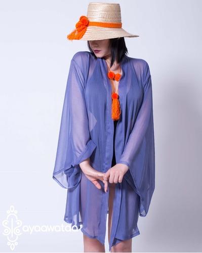 chaquetas kimonos dama