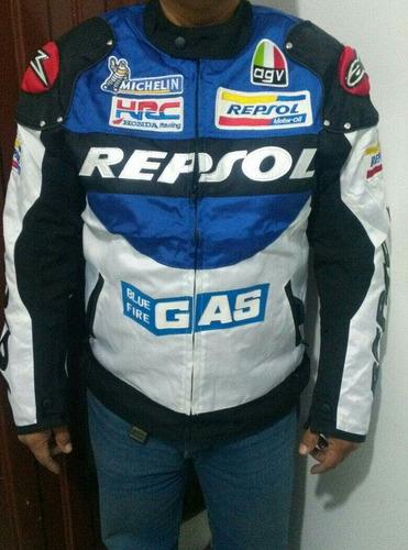 chaquetas motociclista