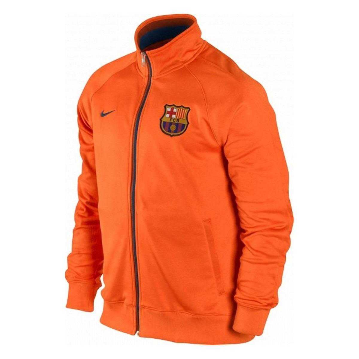 eafdab8fcc2a1 Chaquetas O Buso Nike Barcelona Futbol Club - New -   199.997 en ...