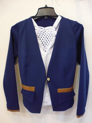 chaquetas tipo blazer,negro,vinotinto-azul mujer duhersh