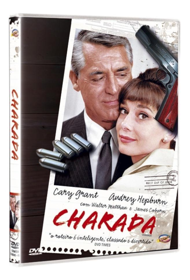 Charada - 1963 - Original - Lacrado - R$ 27,90 em Mercado Livre