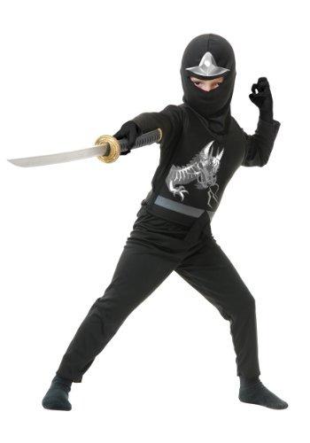 charades negro ninja avengers serie ii toddler traje negro