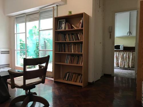 charcas 2700 subte universidades  patio apto profesional barrio norte
