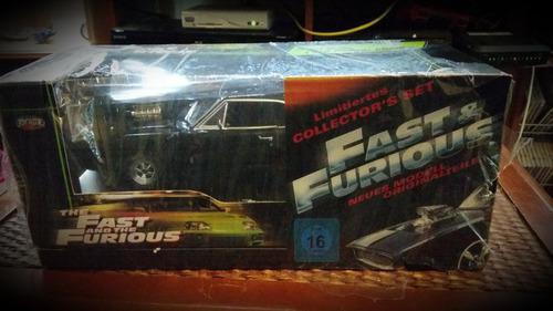 charger 1970  fast and furious edicion de coleccionista 1 18