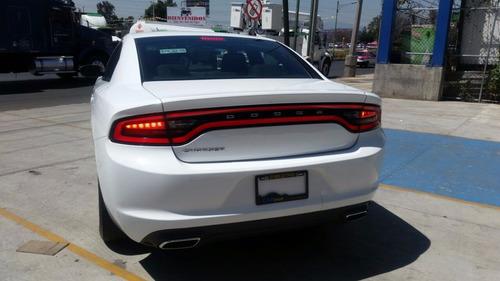 charger se v6 aut blanco 2016 ch6003