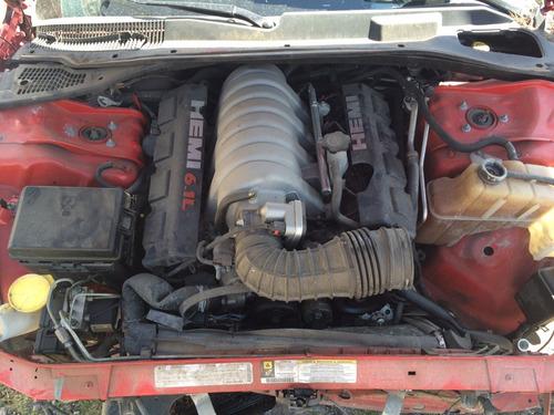 charger srt-8 2009 por partes - s a q -