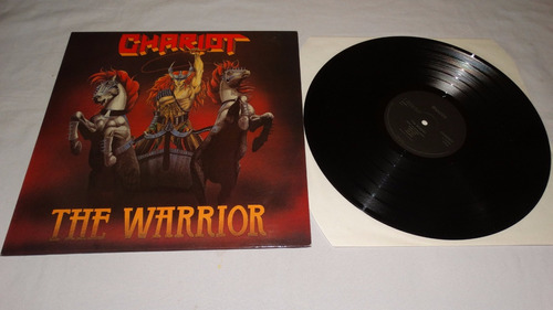 chariot - the warrior '84 (shades records) (vinilo:ex - cove