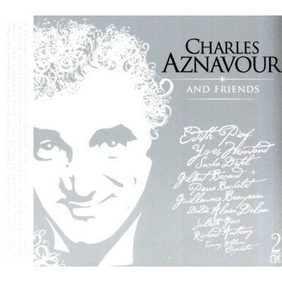 charles aznavour and friends duplo cd
