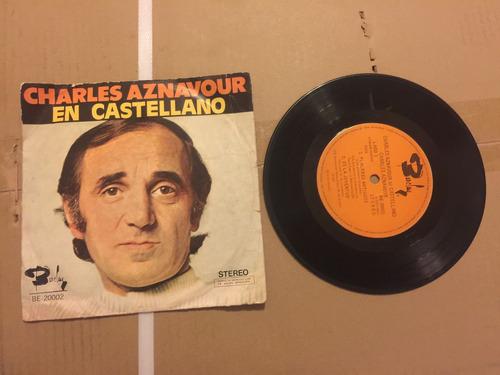 charles aznavour (simple doble) buen estado