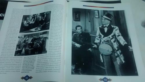 charles chaplin - filmes - oscarito 27 volumes revistas