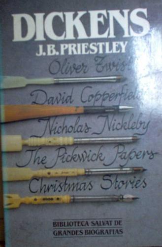 charles dickens biografía por j. b. priestley