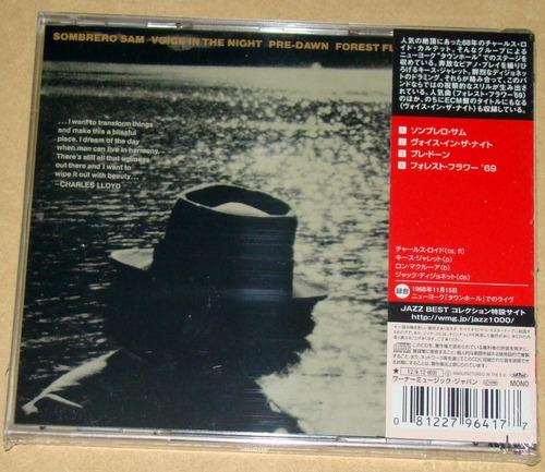 charles lloyd soundtrack cd nuevo japon / kktus